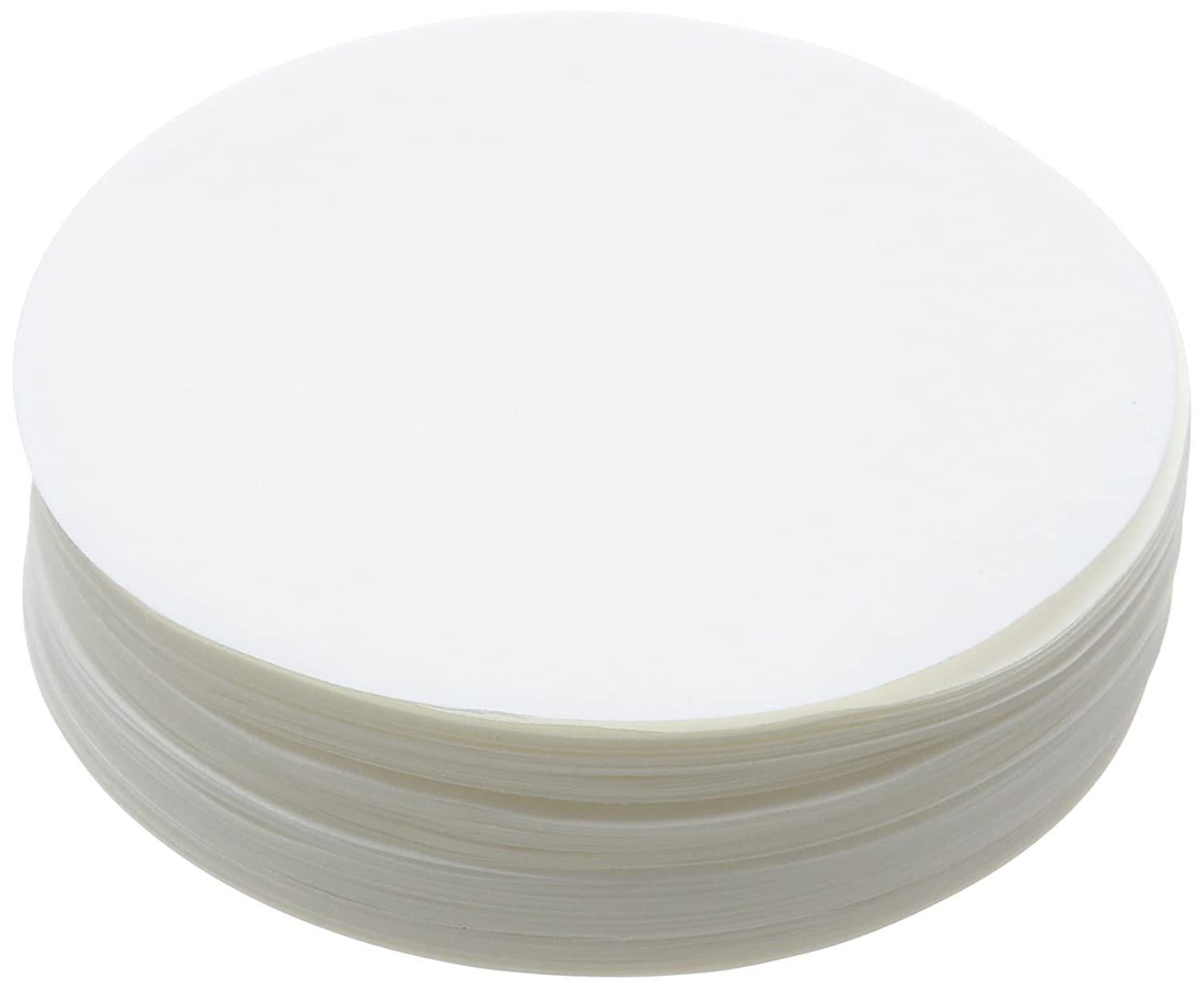 Camlab 1171167 Grade 15 [42] Quantitative Filter Paper, Very Slow Filtering, Ashless, 42.5 mm Diameter (Pack of 100)