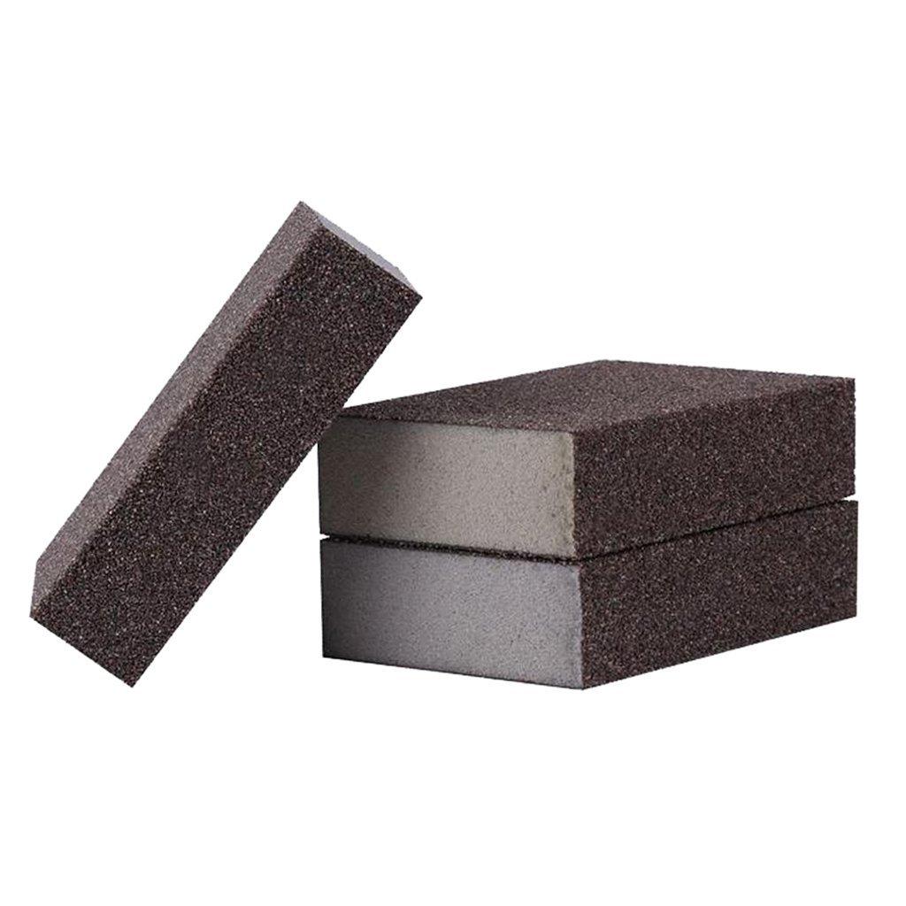 Fenteer 3x Éponges à Poncer Papier de Polissage Papier Verre Outils Abrasif - Couleur #240