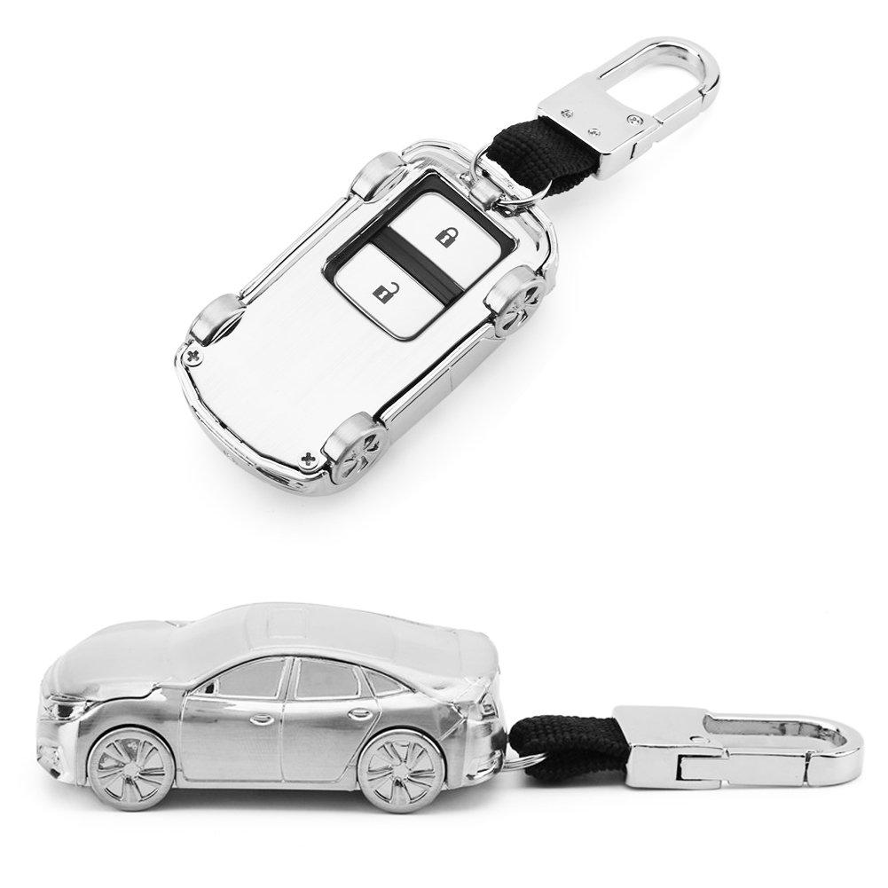 Amazon.com: GTINTHEBOX - Carcasa protectora para llave de ...