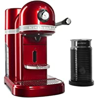 KitchenAid 1.3 L Aeroccino Milk Frother Nespresso Espresso Maker