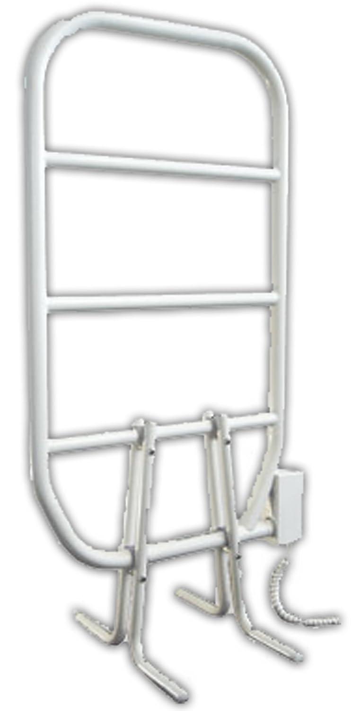 森永 タオルウォーマー 自立タイプ TS-M80S(幅450mm 80W ホワイト) B00AARHZ2Y