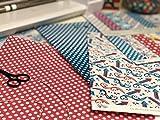 Pattern Paper Pack - July 4th - Scrapbook Card
