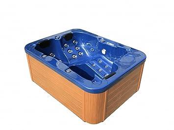 Whirlpool Blau Outdoor LAGOON