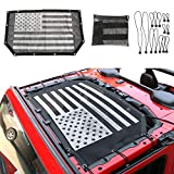 Micephon Jeep Top Roof Sun shade for Jeep Wrangler