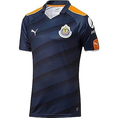 8ca01f55a Amazon.com  Puma Kids Chivas De Guadalajara 3rd Soccer Jersey  Clothing