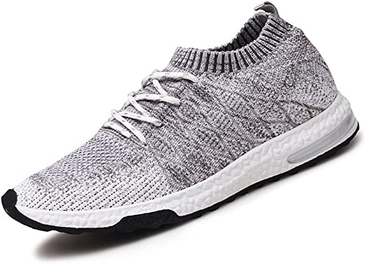 Fuxitoggo Mens Sneakers Transpirable Mesh Hombres Zapatos ...