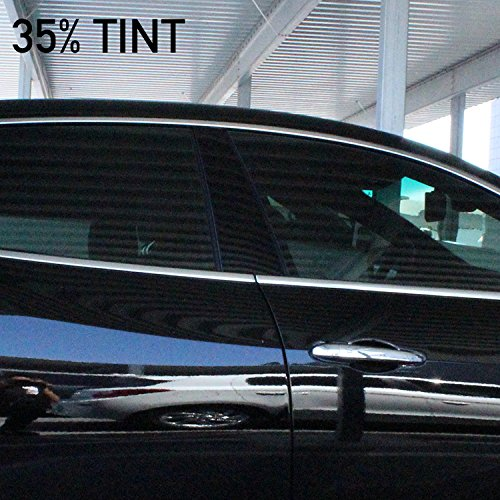 Blocks Up to 99/% of UV//IRR Rays 35/% MotoShield Pro Nano Ceramic Tint Film 20 x 100 Window Tint Roll