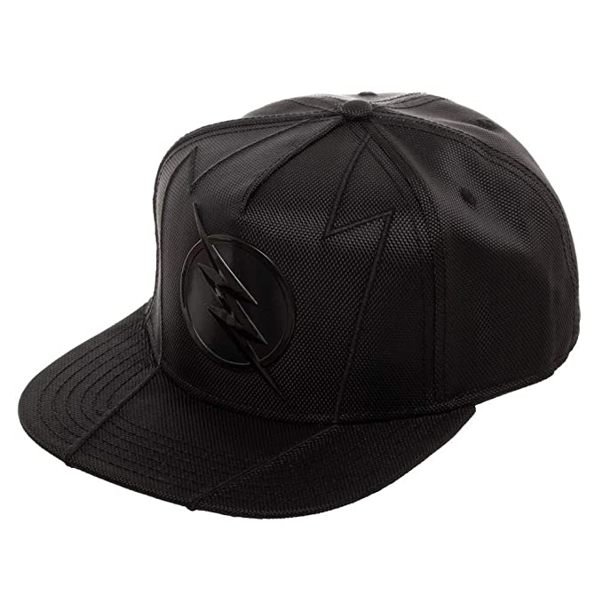 9ce71832278ea Image Unavailable. Image not available for. Color  DC Comics The Flash  Snapback Hat