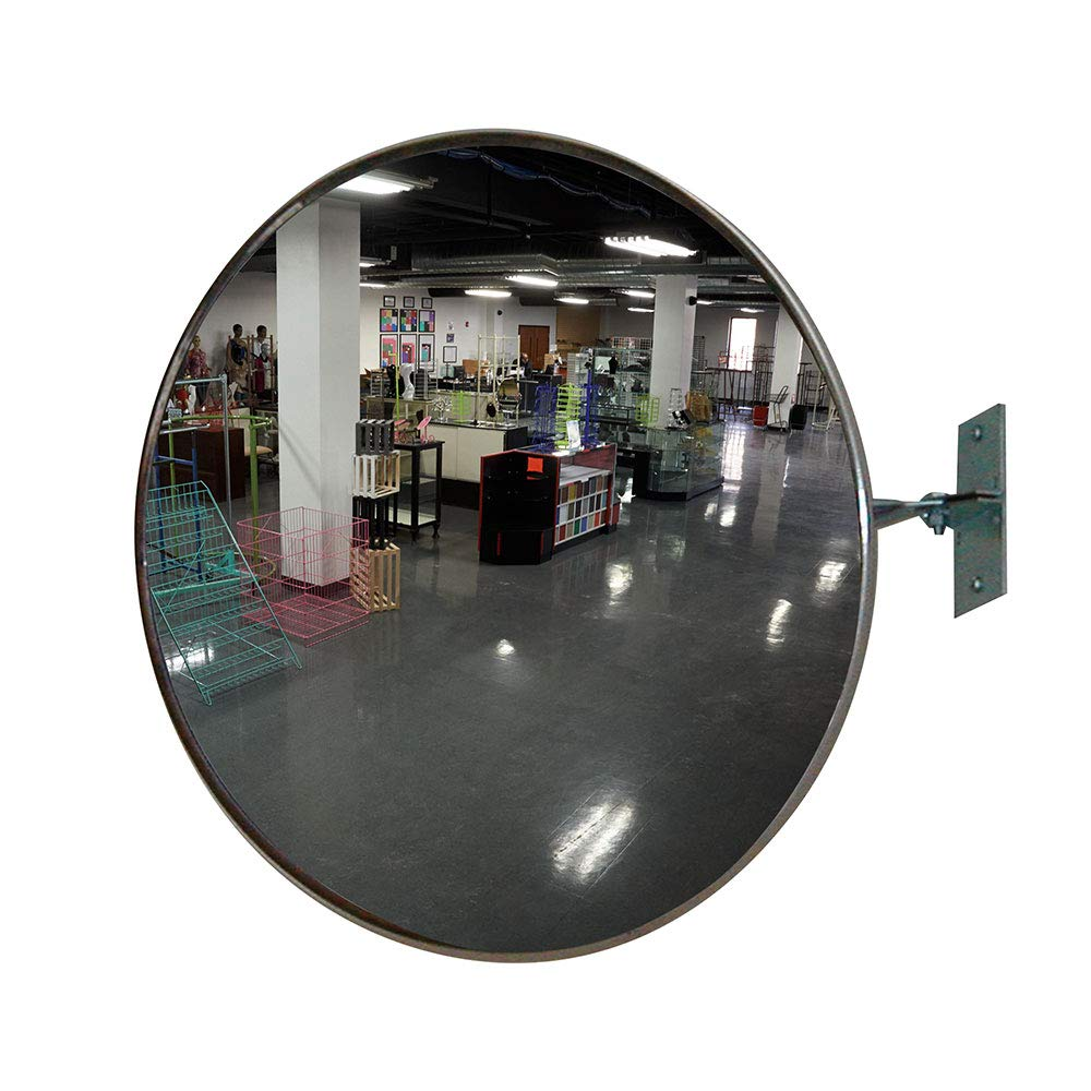 Convex Security Mirror with Swivel Mount - 18''