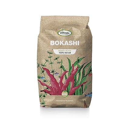 Humus Bokashi de algas 2, 5 L: Amazon.es: Jardín