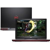 Notebook Gamer Dell i15-7567-E25P Intel Core i7 16GB 1TB+128SSD GTX1050Ti Linux