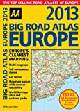 2013 Big Road Atlas Europe