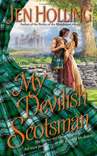 Download My Devilish Scotsman (MacDonell Brides Trilogy) pdf epub