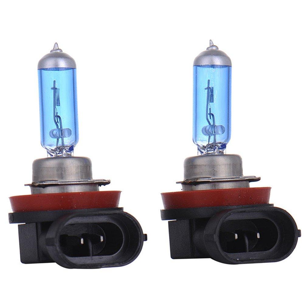 H8 12V 35w 2pcs Halogen Light Lamp Auto Car Lights White