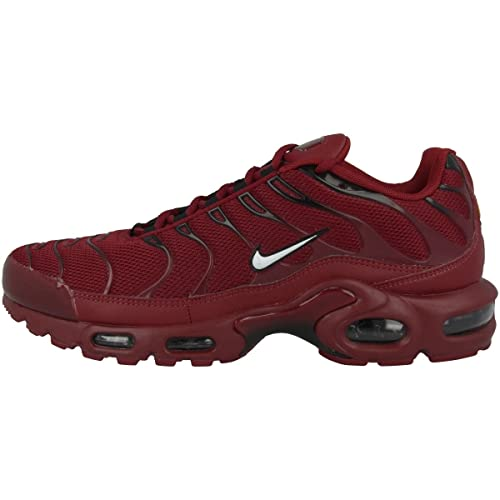 low cost 4e108 2e74d Nike 852630-602 Air Max Plus TN 1 Team Red/White-Black (UK ...