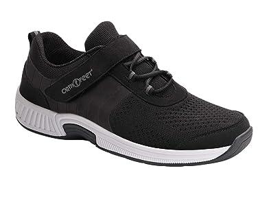 Orthofeet Joelle Orthopedic Diabetic Flat Feet Women's Walking Shoes