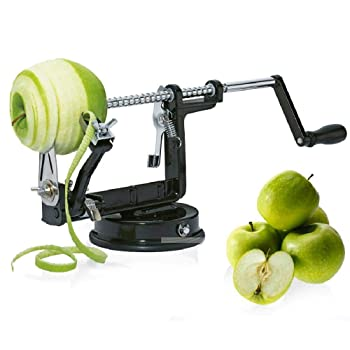 Apple Peeler and Corer with Suction Base