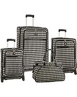 Anne Klein AK Boston 4 Piece Luggage Set