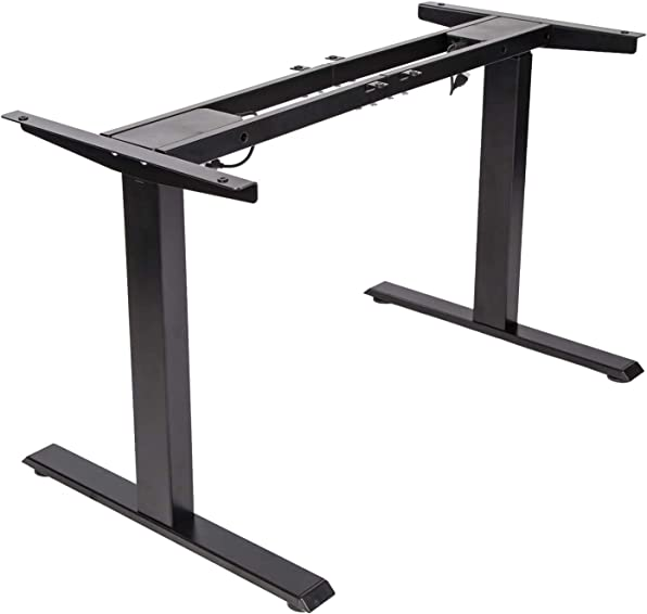 TOPSKY Dual Motor Electric Adjustable Standing Computer Desk