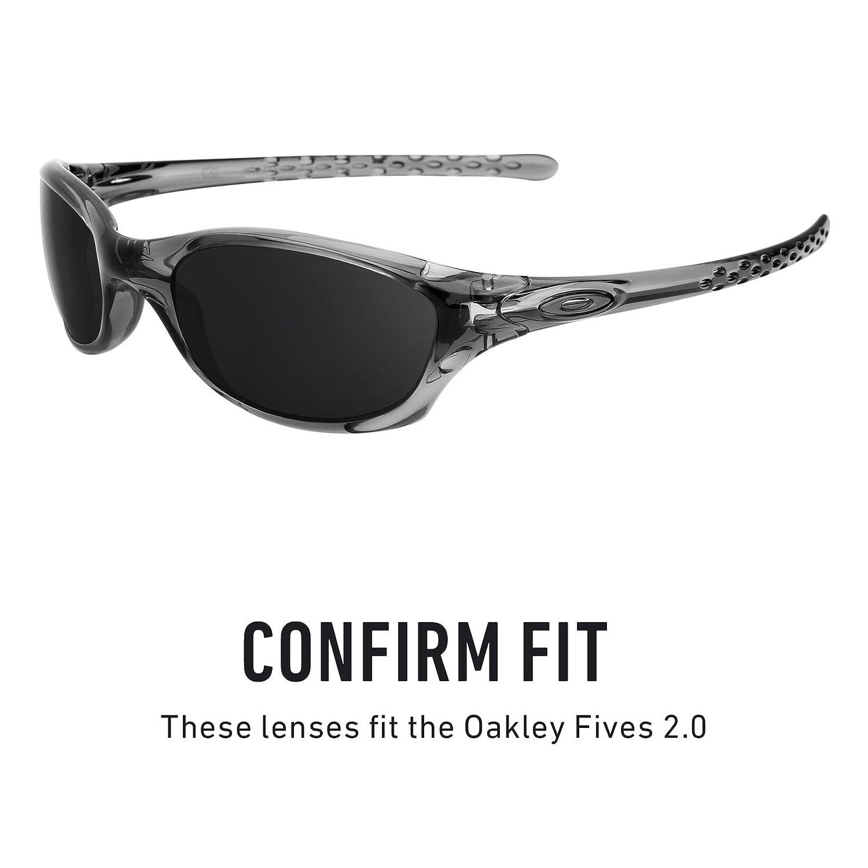 Revant Ersatzlinsen für Oakley Fives 2.0 Bolt Gold MirrorShield ...
