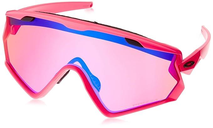 Oakley Wind Jacket 2.0 Gafas de sol, Rosa, 1 para Hombre ...