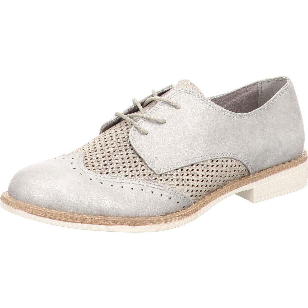 Jane B075F66TBG Klain Lacets Chaussures 232095000/913 913, Chaussures de Ville à Lacets Pour Femme Silber 5a5a65d - shopssong.space