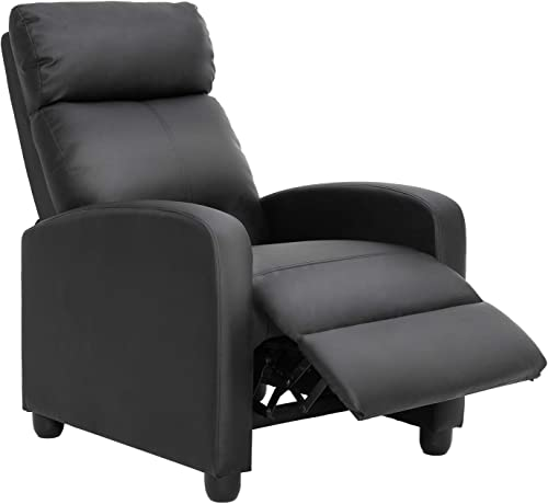 PU Leather Recliner Chair Lounge Chair