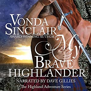 My Brave Highlander Audiobook