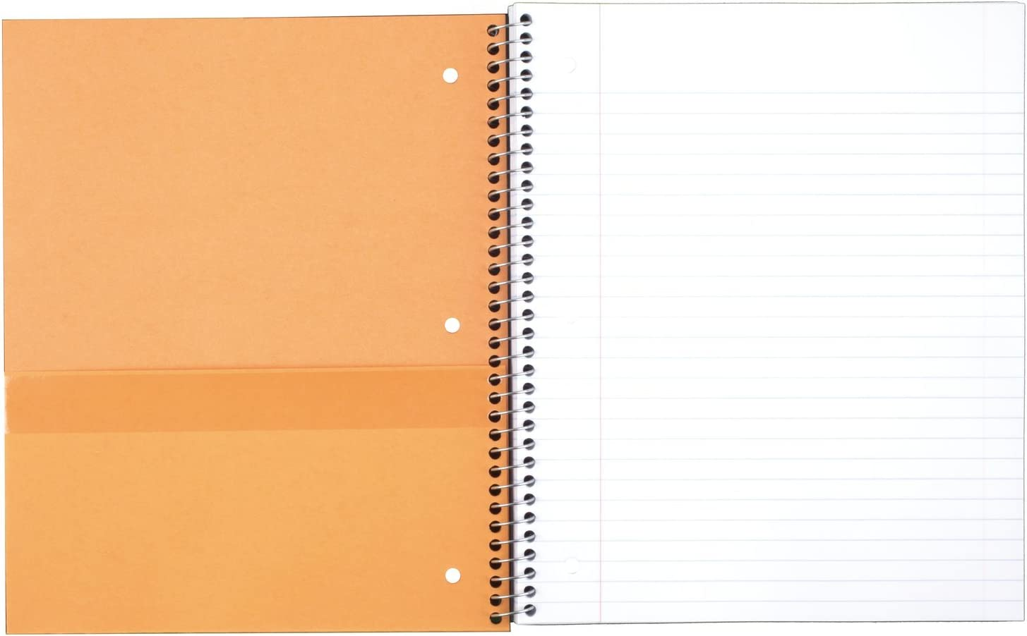 Five Star Spiral Notebook 100 Sheets 10-1//2 x 8 Sports 1 Subject Wide Ruled Paper Soccer 05026AD8