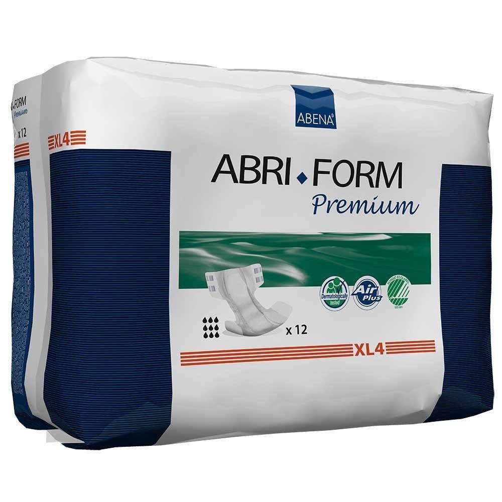 Abena Abri-Form Premium XL4 Briefs, X-Large, Pack/12