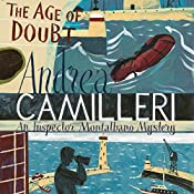 The Age of Doubt: Inspector Montalbano, Book 14 | Andrea Camilleri