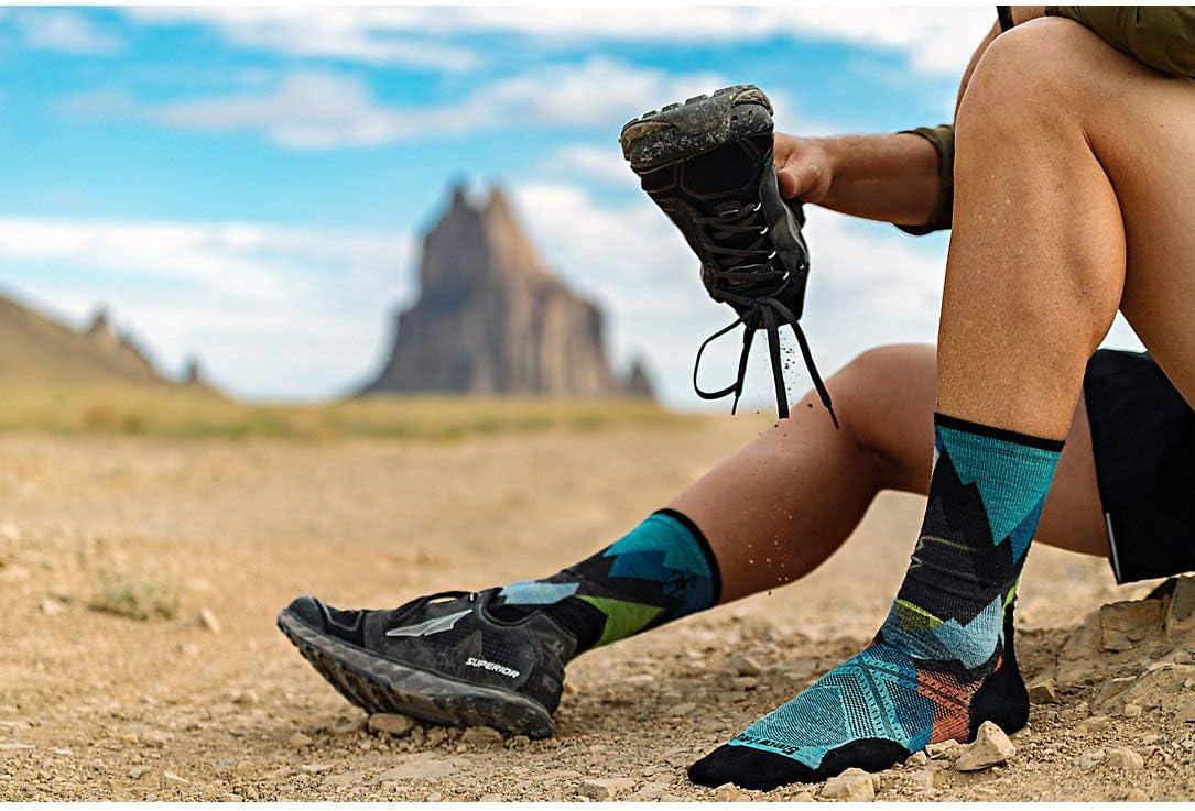 Mujer Smartwool Phd Outdoor Medium Crew Calcetines