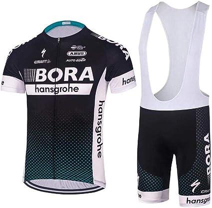 2020 Mens Team Cycling Jersey And Bib Shorts Kits Bicycle Tops Short Sleeve Suit