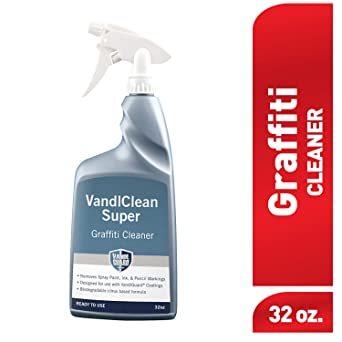 Rainguard VG-7300 - Botella de aerosol VandlClean Super Graffiti ...