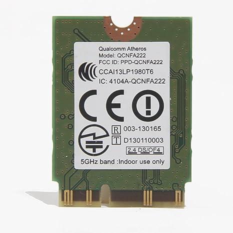 PANMARI inalámbrica Wifi tarjeta WLAN de banda dual Atheros ...