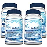 Proaxil - #1 Choice for Prostate Health - 4 Bottles - Improve Overall Prostate Health, Urine Flow and Sexual Performance. With Zinc, Saw Palmetto and Beta Sitosterol