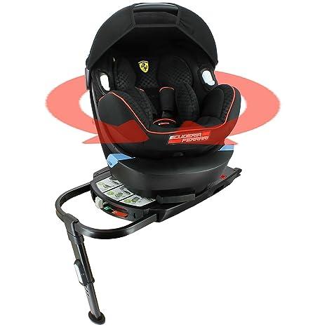 Asiento Auto Ferrari grupo 0 + (0 - 13 kg) con base Isofix ...
