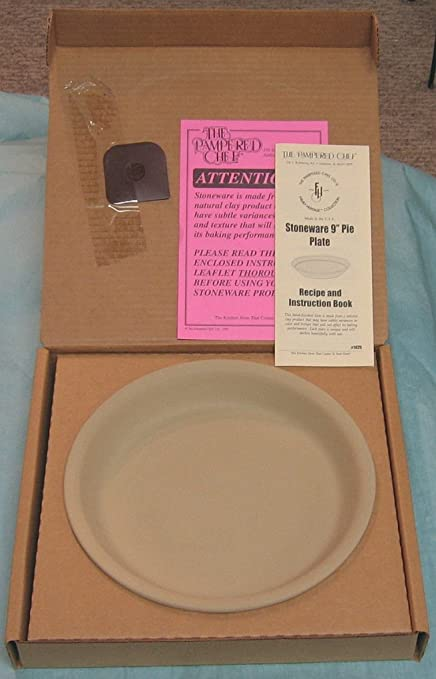 Amazon.com: The Pampered Chef Stoneware 9\