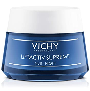 Best Wrinkle Cream 2020 Amazon.com: Vichy LiftActiv Supreme Anti Wrinkle Night Cream, 1.69