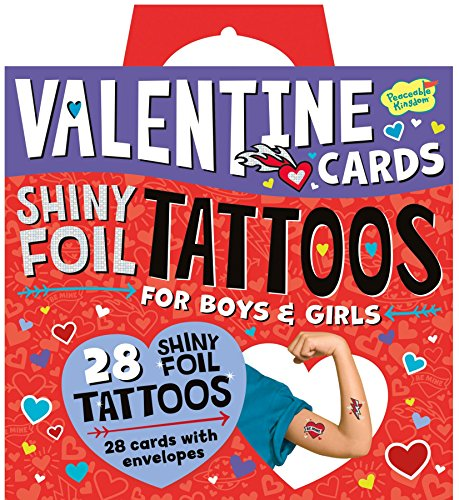 peaceable-kingdom-shiny-foil-temporary-tattoos-super-valentines-card-pack