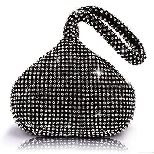 Pochette Pochette femme Noir Pochette pour MIFXIN Noir femme MIFXIN MIFXIN pour TP5Axw10qA