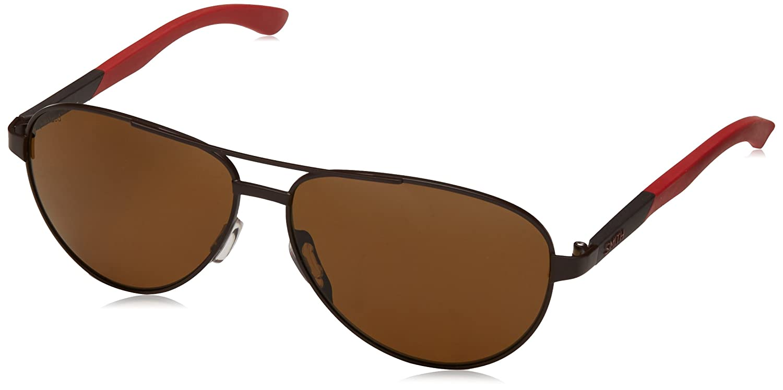 Smith Optics APPAREL メンズ B072K7415L Matte Brown/Polarized Brown One Size
