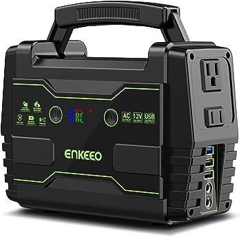 Enkeeo 42,000mAh Portable Power Station