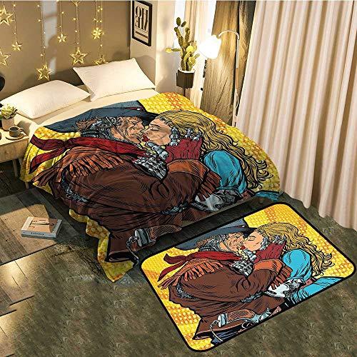 Cowboy Sleep Mat - 4