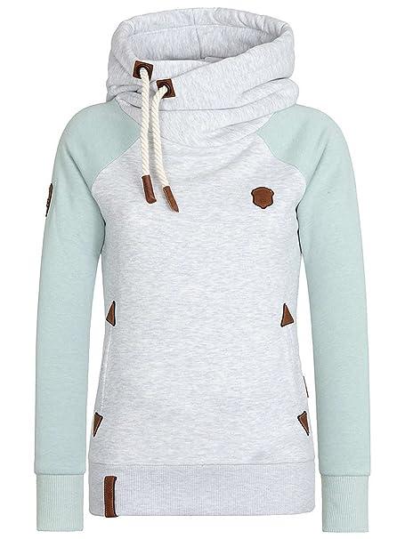 NAKETANO So Ein Otto III Hooded Sweatshirt for Women