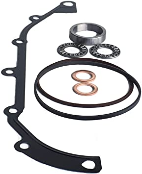 WonVon Rebuild Restore Rattle/&Seals Set Kit Seal Repair 11361440142 Compatible with BMW 3 Series M52TU M54 M56 M56 Double Dual Rattle Rings Repair Kit