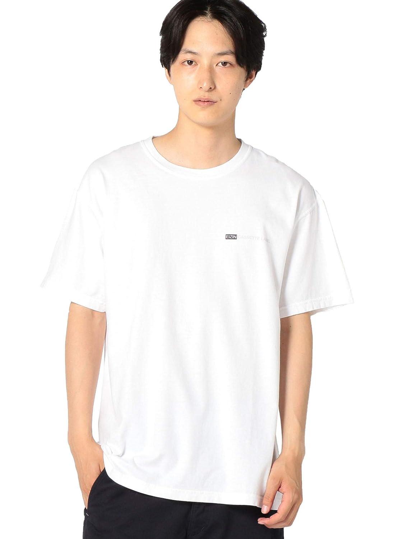 (シップス) SHIPS SC:EIZIN CASSETTE PRINT T 112120911 B07FB8GK9Q 日本 M-(日本サイズM相当)|White2 White2 日本 M-(日本サイズM相当)