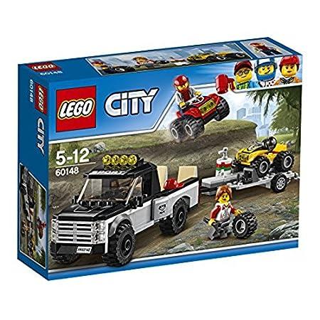 LEGO City Todoterreno del equipo de carreras