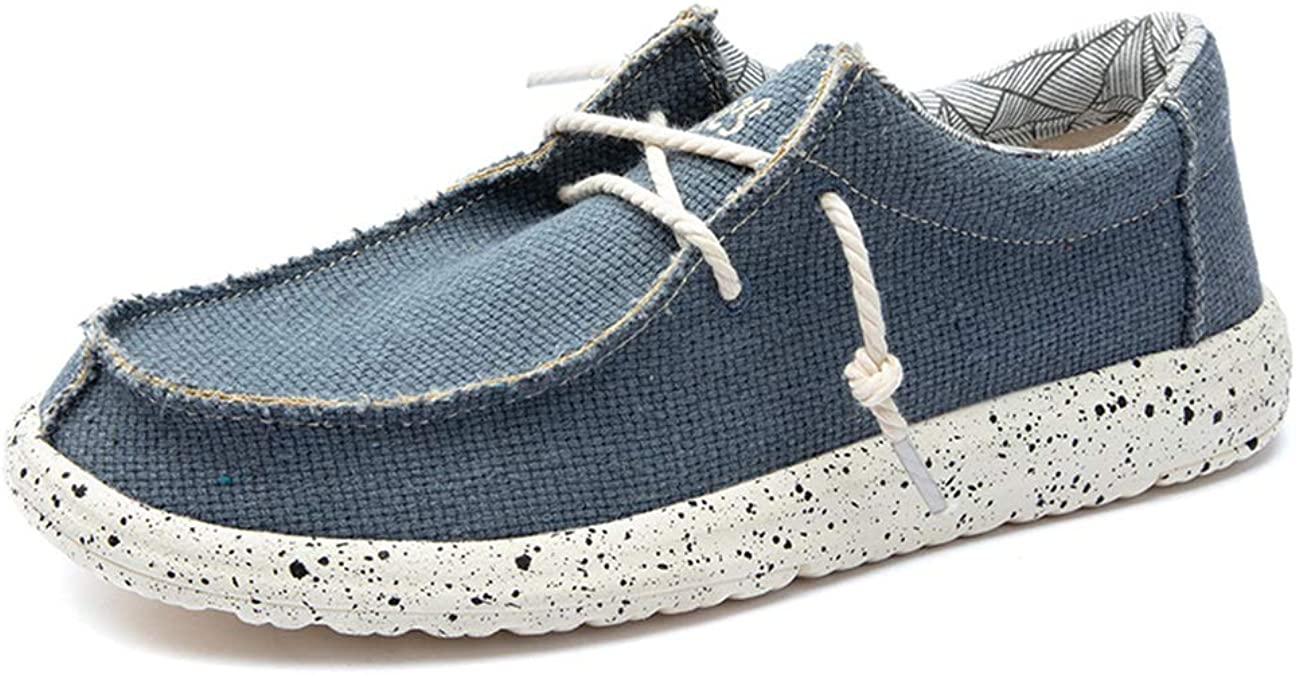 Men's Casual Canvas Shoes Slip on