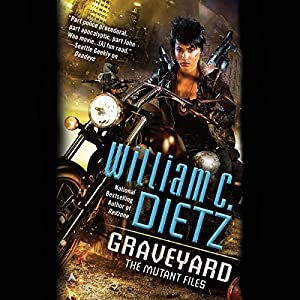 Graveyard Audiobook